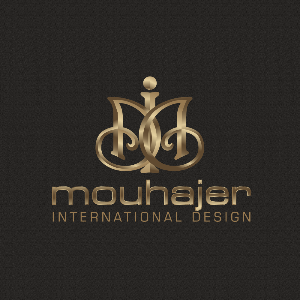 Logo Design by rockin - Entry No. 3 in the Logo Design Contest Unique Logo Design Wanted for Mouhajer International Design.