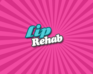Logo Design by hdesign - Entry No. 4 in the Logo Design Contest Creative Logo Design for Lip Rehab.