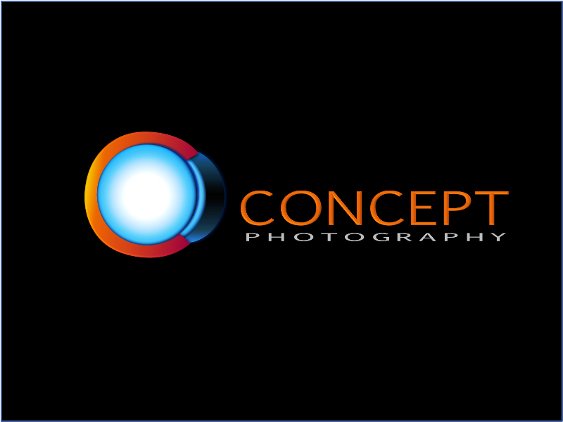 Logo Design by openartposter - Entry No. 50 in the Logo Design Contest Concept Photography Inc..