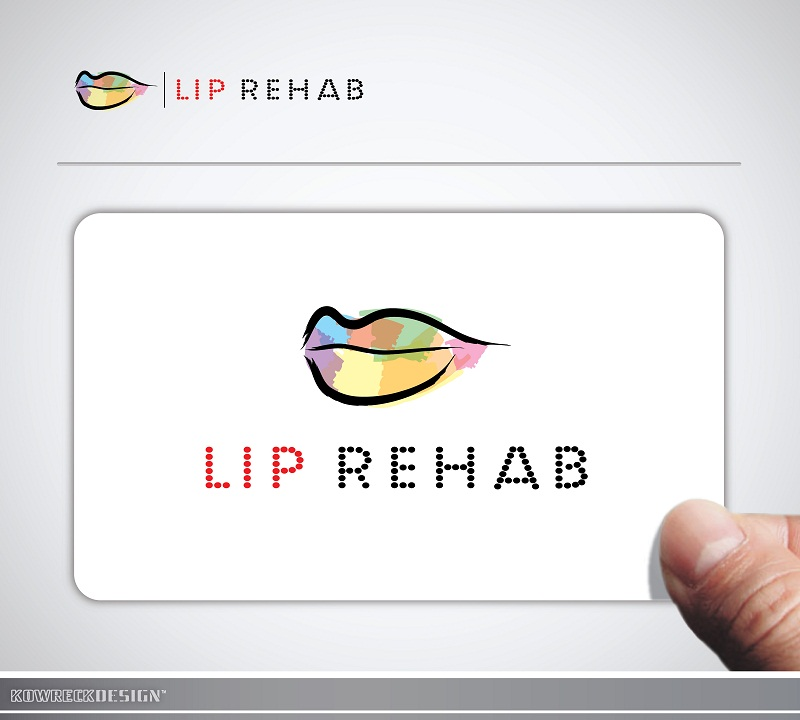 Logo Design by kowreck - Entry No. 10 in the Logo Design Contest Creative Logo Design for Lip Rehab.