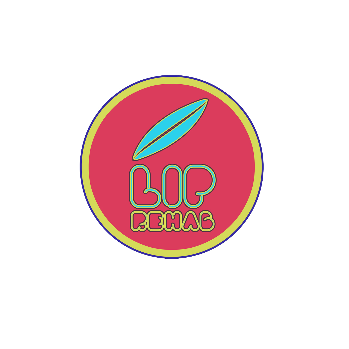 Logo Design by Utkarsh Bhandari - Entry No. 11 in the Logo Design Contest Creative Logo Design for Lip Rehab.