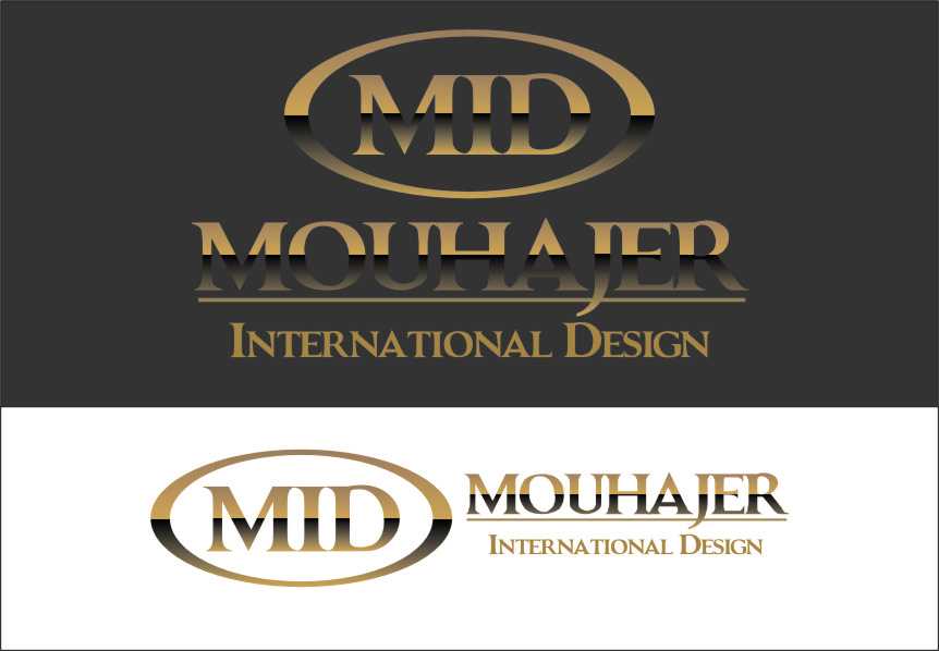 Logo Design by RoSyid Rono-Rene On Java - Entry No. 6 in the Logo Design Contest Unique Logo Design Wanted for Mouhajer International Design.
