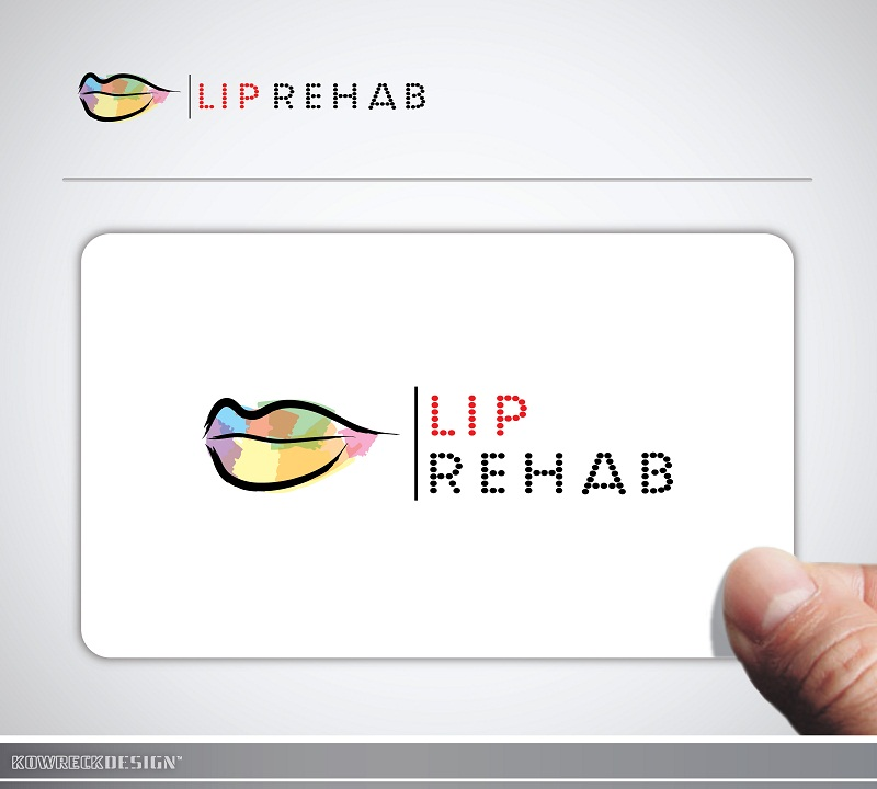 Logo Design by kowreck - Entry No. 12 in the Logo Design Contest Creative Logo Design for Lip Rehab.