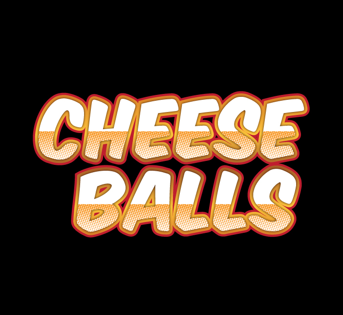 Logo Design by nausigeo - Entry No. 2 in the Logo Design Contest Imaginative Logo Design for Cheese Balls.