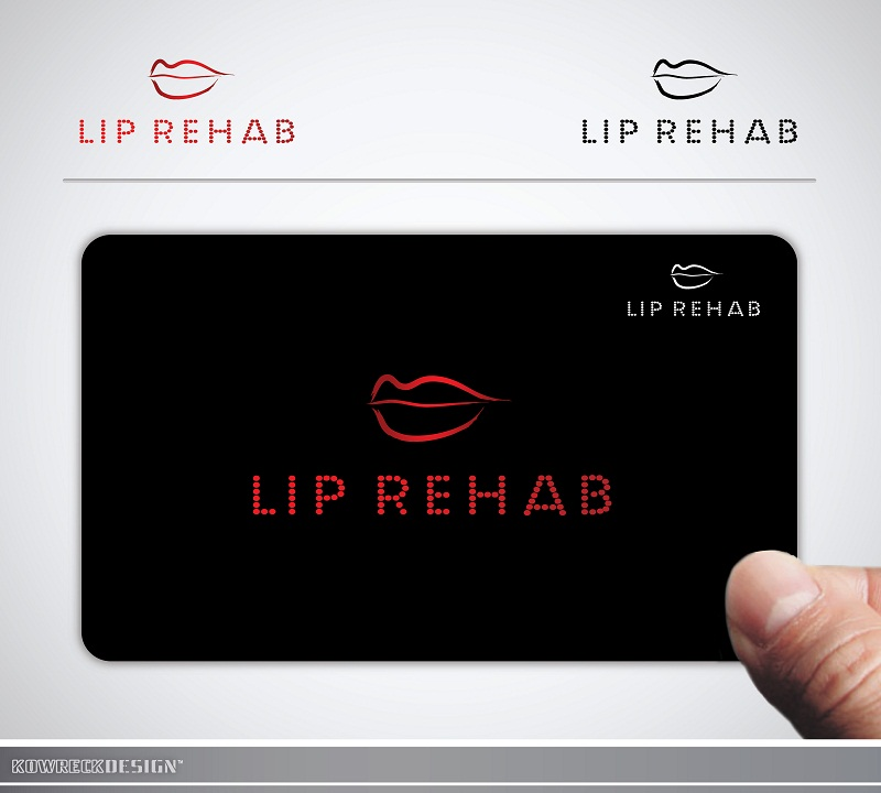 Logo Design by kowreck - Entry No. 15 in the Logo Design Contest Creative Logo Design for Lip Rehab.