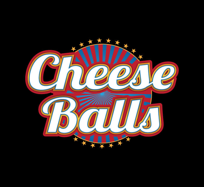 Logo Design by nausigeo - Entry No. 4 in the Logo Design Contest Imaginative Logo Design for Cheese Balls.