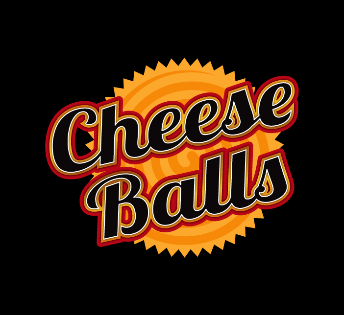 Logo Design by nausigeo - Entry No. 5 in the Logo Design Contest Imaginative Logo Design for Cheese Balls.