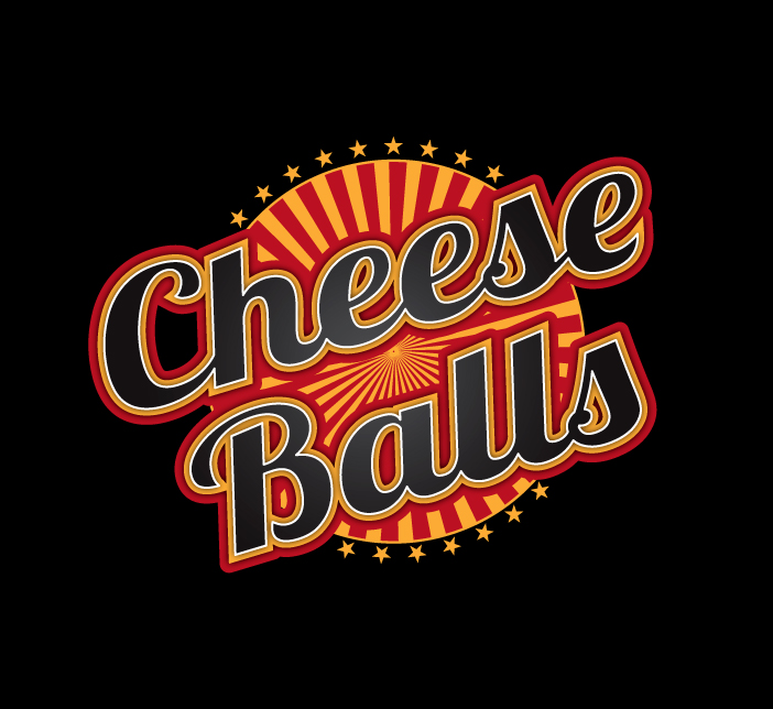 Logo Design by nausigeo - Entry No. 6 in the Logo Design Contest Imaginative Logo Design for Cheese Balls.