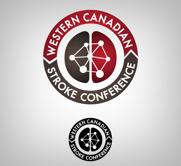 Logo Design by nausigeo - Entry No. 2 in the Logo Design Contest Artistic Logo Design for Western Canadian Stroke Conference.