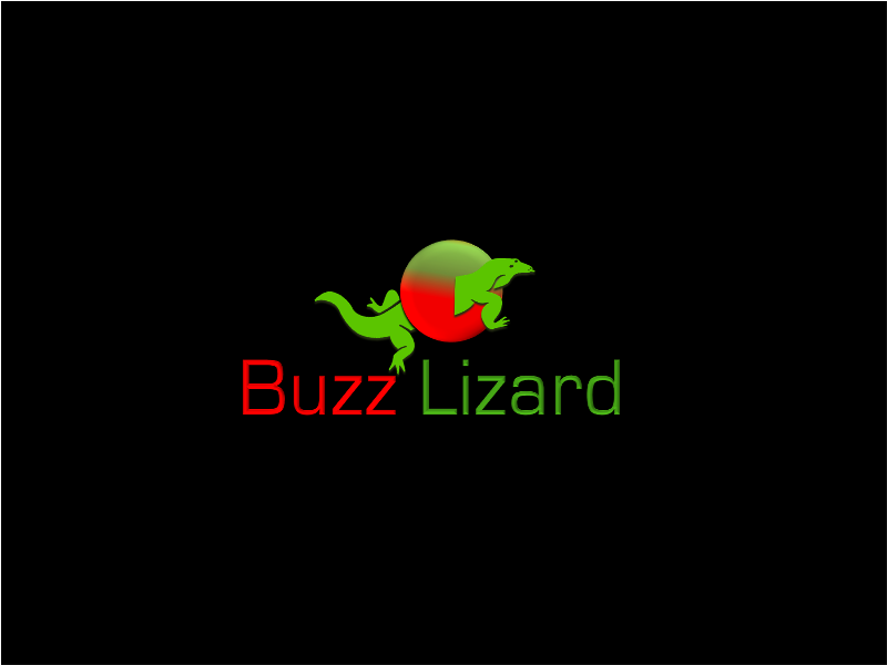 Logo Design by openartposter - Entry No. 92 in the Logo Design Contest Buzz Lizard.