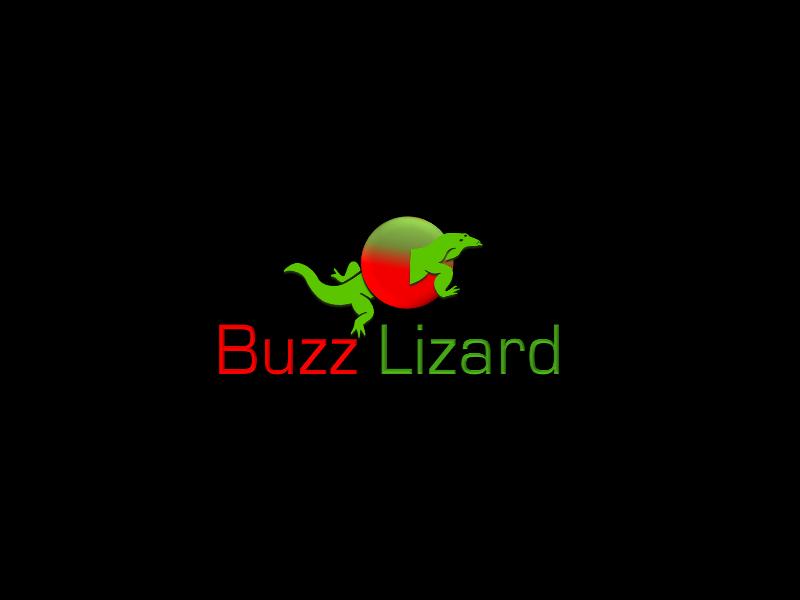 Logo Design by openartposter - Entry No. 92 in the Logo Design Contest Buzz Lizard.