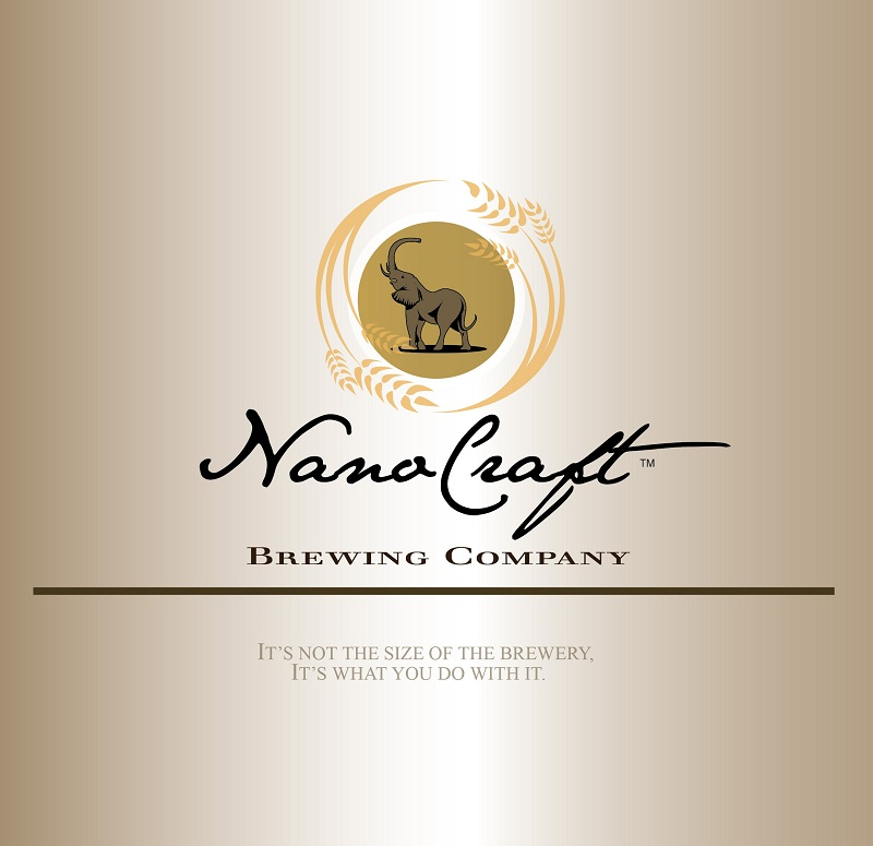 Logo Design by kowreck - Entry No. 46 in the Logo Design Contest Unique Logo Design Wanted for NanoCraft Brewing Company.