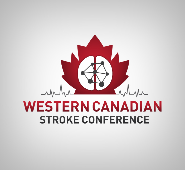 Logo Design by nausigeo - Entry No. 3 in the Logo Design Contest Artistic Logo Design for Western Canadian Stroke Conference.