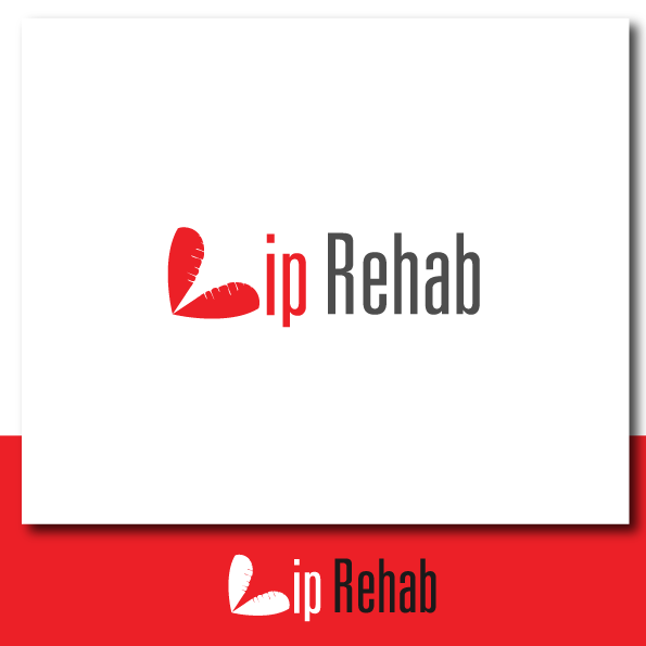 Logo Design by rockin - Entry No. 35 in the Logo Design Contest Creative Logo Design for Lip Rehab.