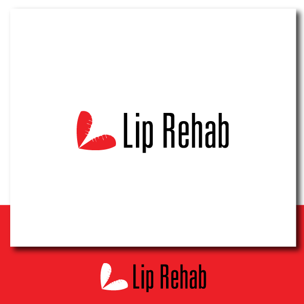 Logo Design by rockin - Entry No. 36 in the Logo Design Contest Creative Logo Design for Lip Rehab.