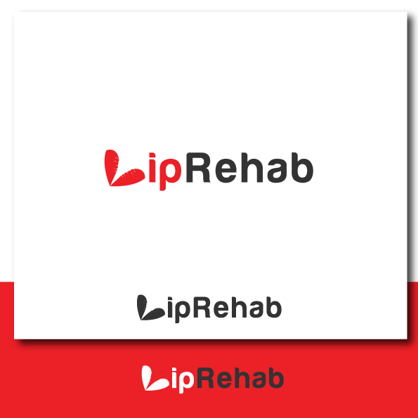 Logo Design by rockin - Entry No. 38 in the Logo Design Contest Creative Logo Design for Lip Rehab.