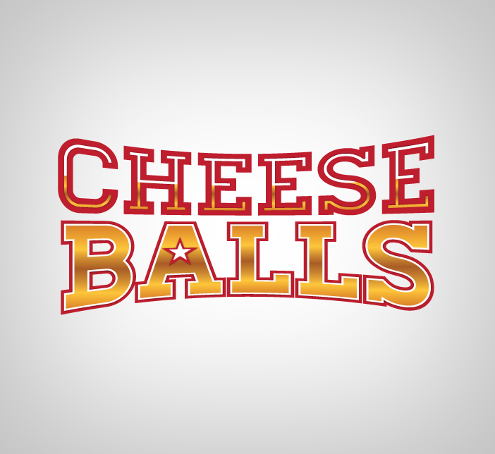 Logo Design by nausigeo - Entry No. 13 in the Logo Design Contest Imaginative Logo Design for Cheese Balls.