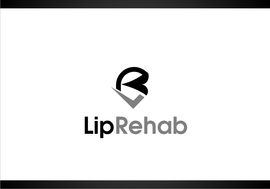 Logo Design by Muhammad Nasrul chasib - Entry No. 39 in the Logo Design Contest Creative Logo Design for Lip Rehab.
