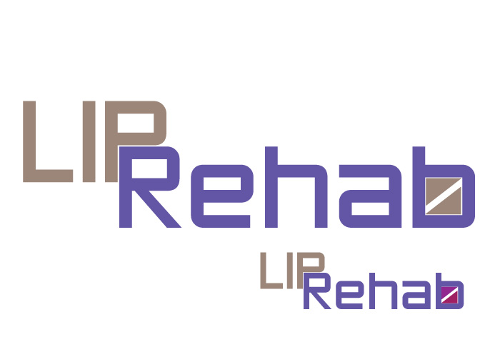 Logo Design by Diana Roder - Entry No. 40 in the Logo Design Contest Creative Logo Design for Lip Rehab.