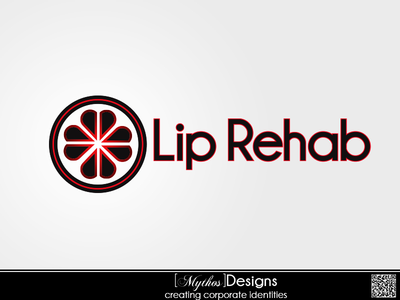 Logo Design by Mythos Designs - Entry No. 42 in the Logo Design Contest Creative Logo Design for Lip Rehab.