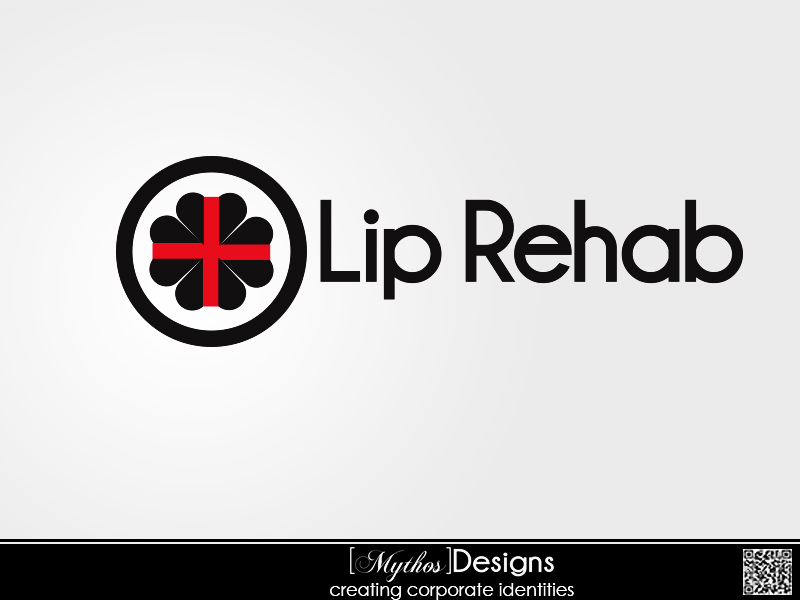 Logo Design by Mythos Designs - Entry No. 43 in the Logo Design Contest Creative Logo Design for Lip Rehab.