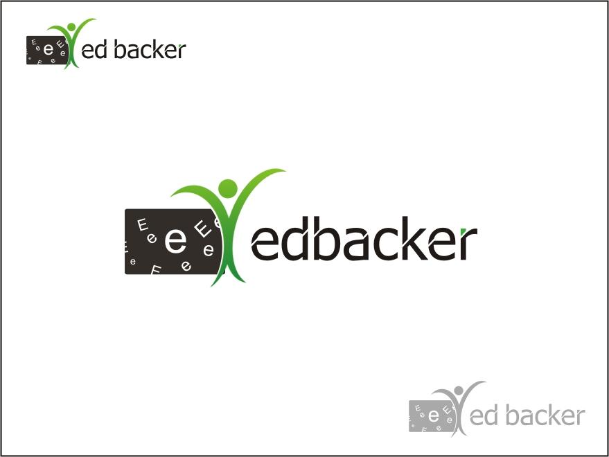 Logo Design by RED HORSE design studio - Entry No. 139 in the Logo Design Contest New Logo Design for edbacker.