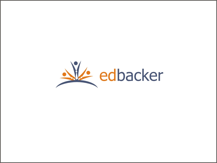 Logo Design by RED HORSE design studio - Entry No. 142 in the Logo Design Contest New Logo Design for edbacker.