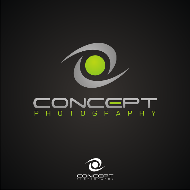 Logo Design by key - Entry No. 56 in the Logo Design Contest Concept Photography Inc..