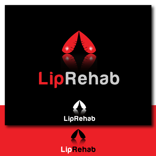 Logo Design by rockin - Entry No. 53 in the Logo Design Contest Creative Logo Design for Lip Rehab.