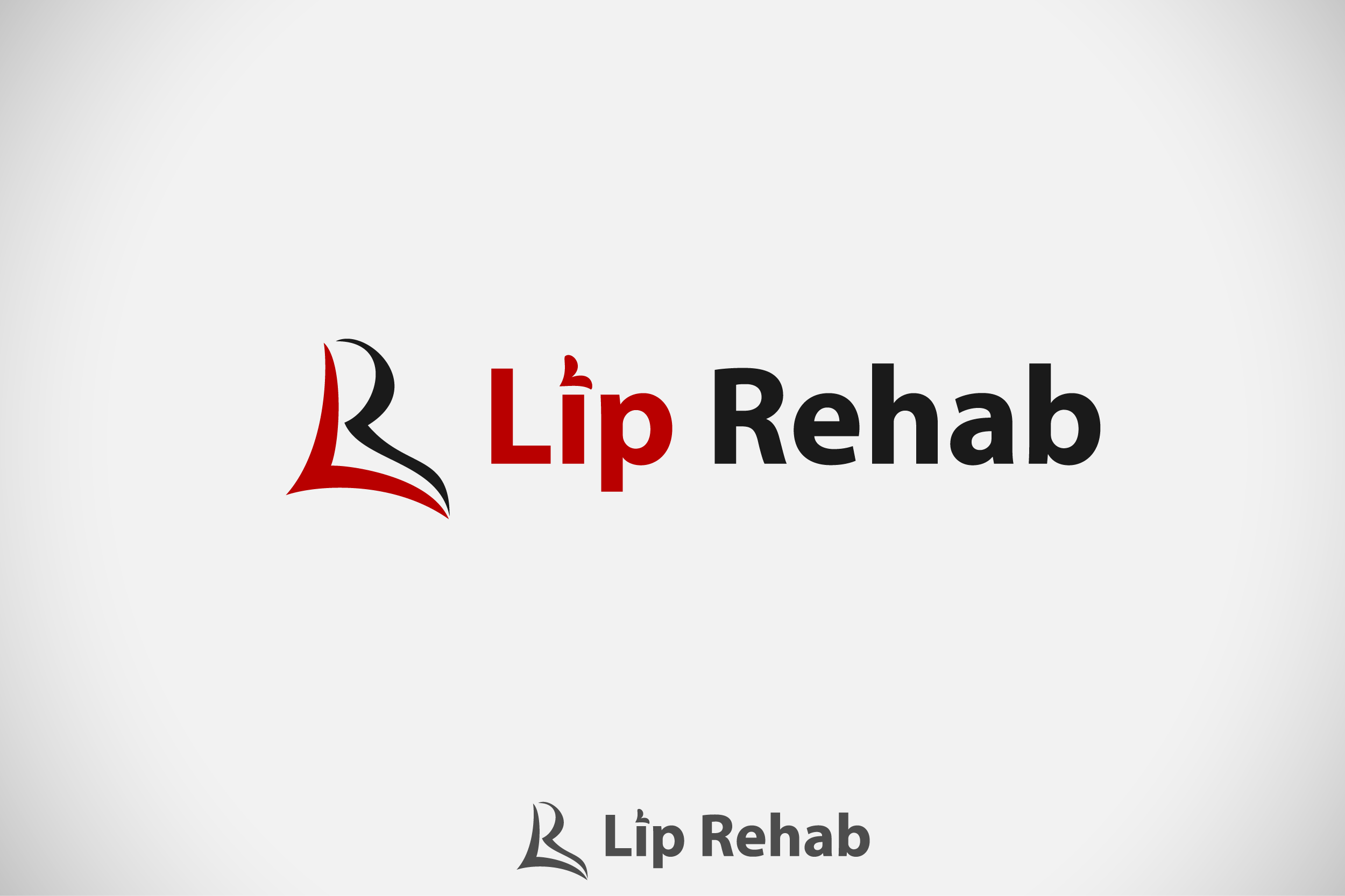 Logo Design by Private User - Entry No. 60 in the Logo Design Contest Creative Logo Design for Lip Rehab.
