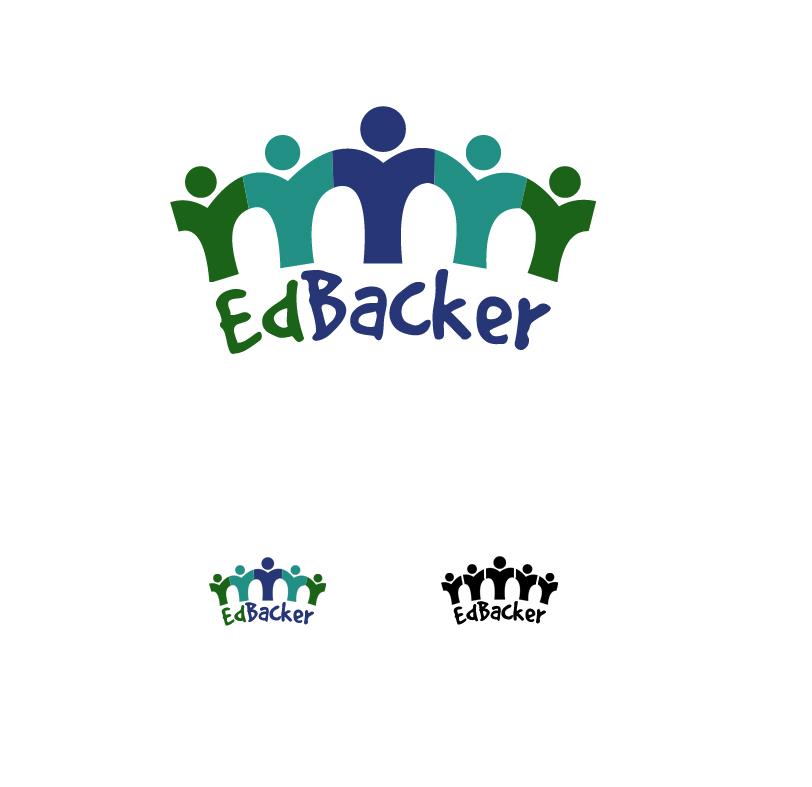 Logo Design by elmd - Entry No. 145 in the Logo Design Contest New Logo Design for edbacker.
