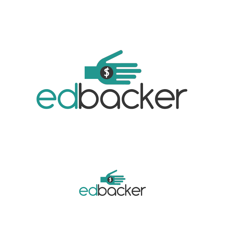 Logo Design by elmd - Entry No. 149 in the Logo Design Contest New Logo Design for edbacker.