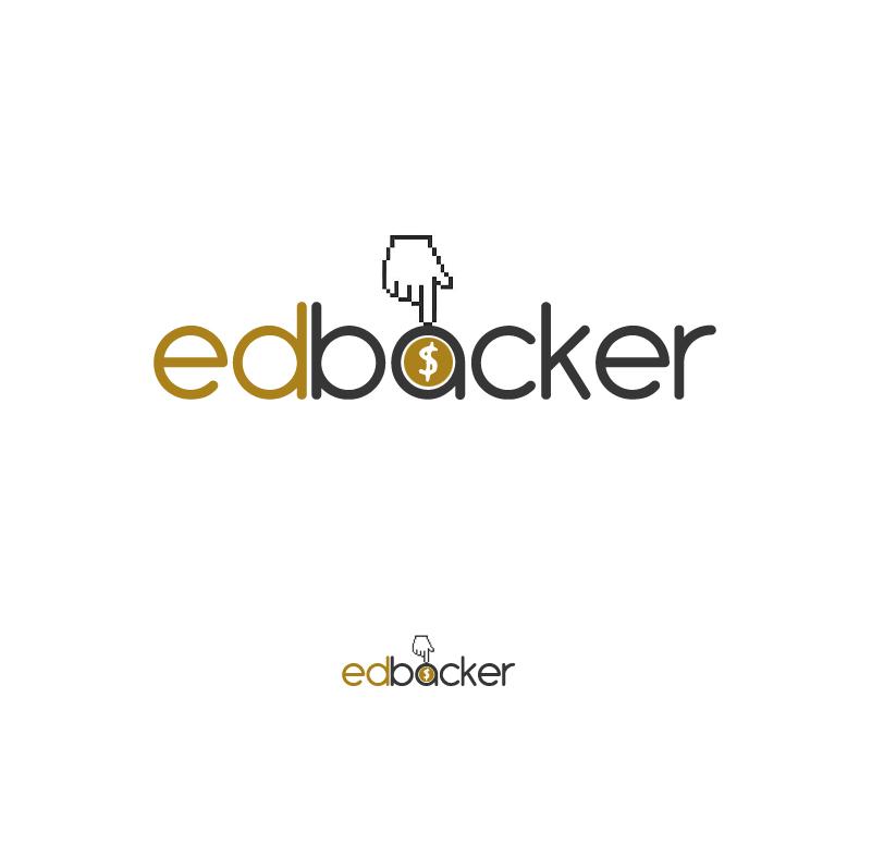 Logo Design by elmd - Entry No. 150 in the Logo Design Contest New Logo Design for edbacker.