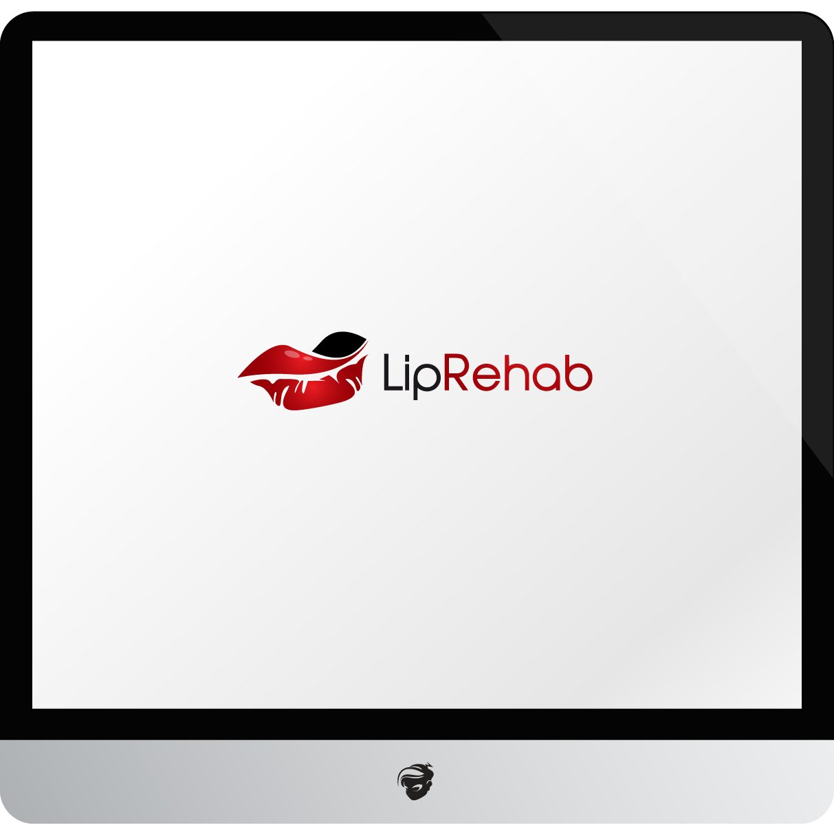 Logo Design by zesthar - Entry No. 69 in the Logo Design Contest Creative Logo Design for Lip Rehab.