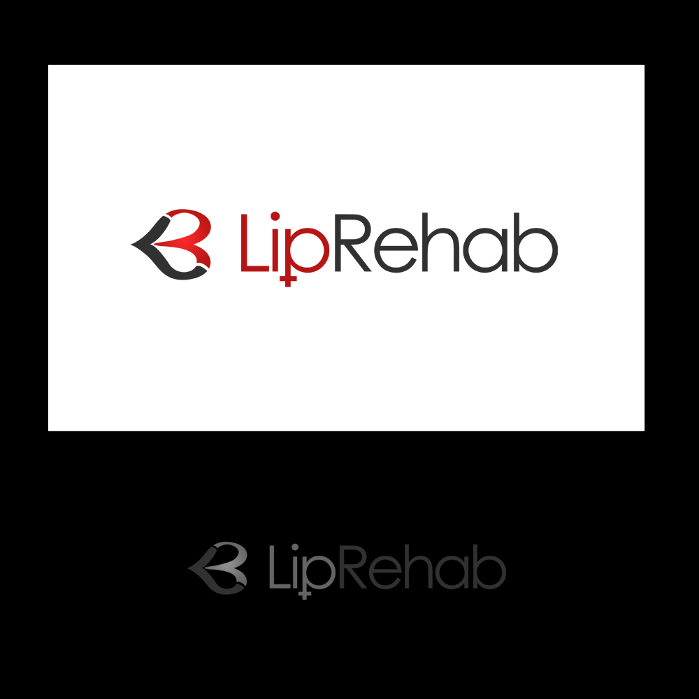 Logo Design by omARTist - Entry No. 70 in the Logo Design Contest Creative Logo Design for Lip Rehab.