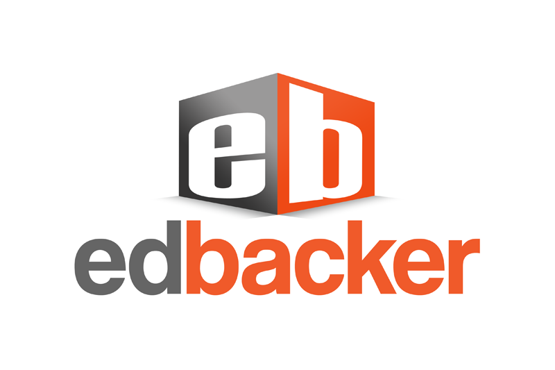 Logo Design by Private User - Entry No. 151 in the Logo Design Contest New Logo Design for edbacker.