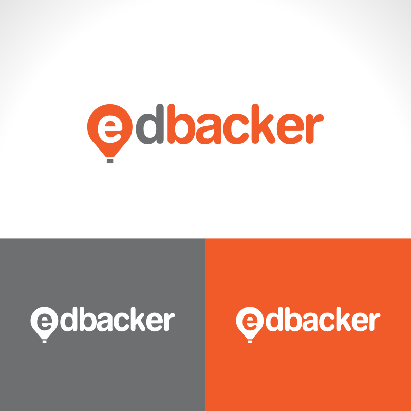 Logo Design by Private User - Entry No. 156 in the Logo Design Contest New Logo Design for edbacker.