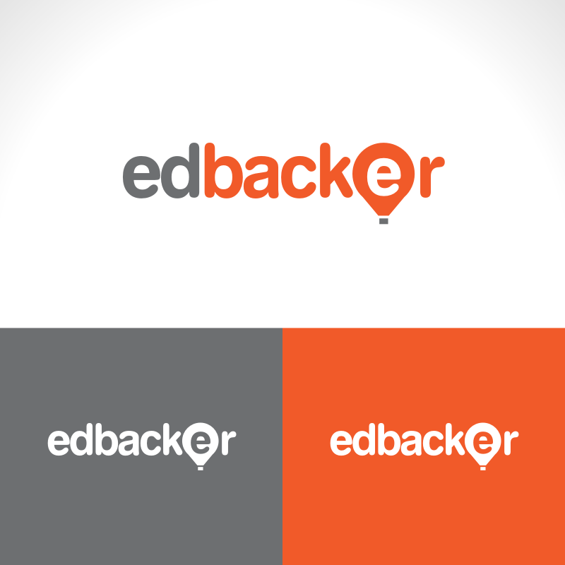 Logo Design by Private User - Entry No. 157 in the Logo Design Contest New Logo Design for edbacker.