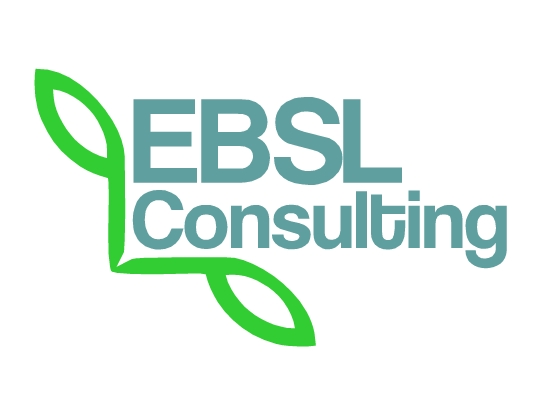 Logo Design by Ismail Adhi Wibowo - Entry No. 6 in the Logo Design Contest EBSL Consulting Logo Design.