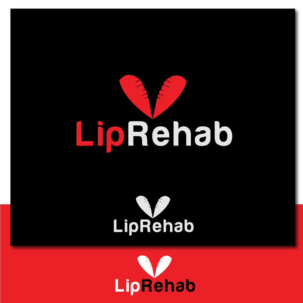 Logo Design by rockin - Entry No. 81 in the Logo Design Contest Creative Logo Design for Lip Rehab.