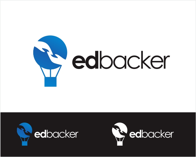 Logo Design by ronny - Entry No. 158 in the Logo Design Contest New Logo Design for edbacker.