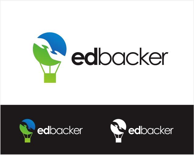 Logo Design by ronny - Entry No. 160 in the Logo Design Contest New Logo Design for edbacker.
