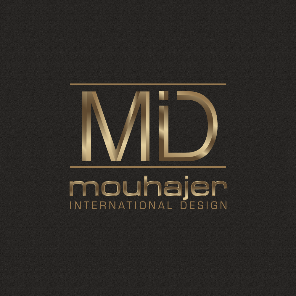 Logo Design by rockin - Entry No. 10 in the Logo Design Contest Unique Logo Design Wanted for Mouhajer International Design.