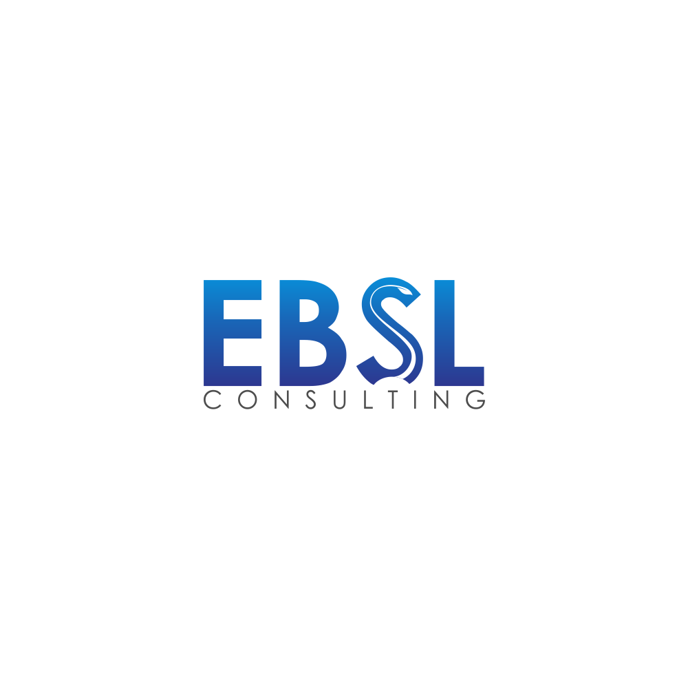 Logo Design by Private User - Entry No. 12 in the Logo Design Contest EBSL Consulting Logo Design.