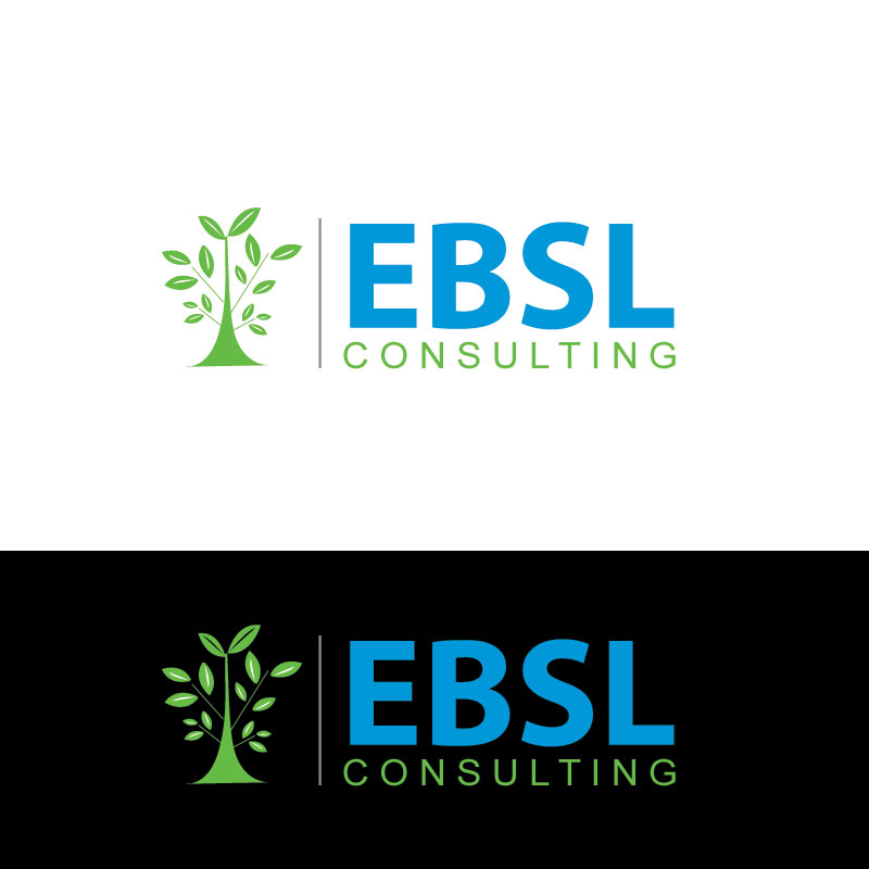 Logo Design by Private User - Entry No. 13 in the Logo Design Contest EBSL Consulting Logo Design.
