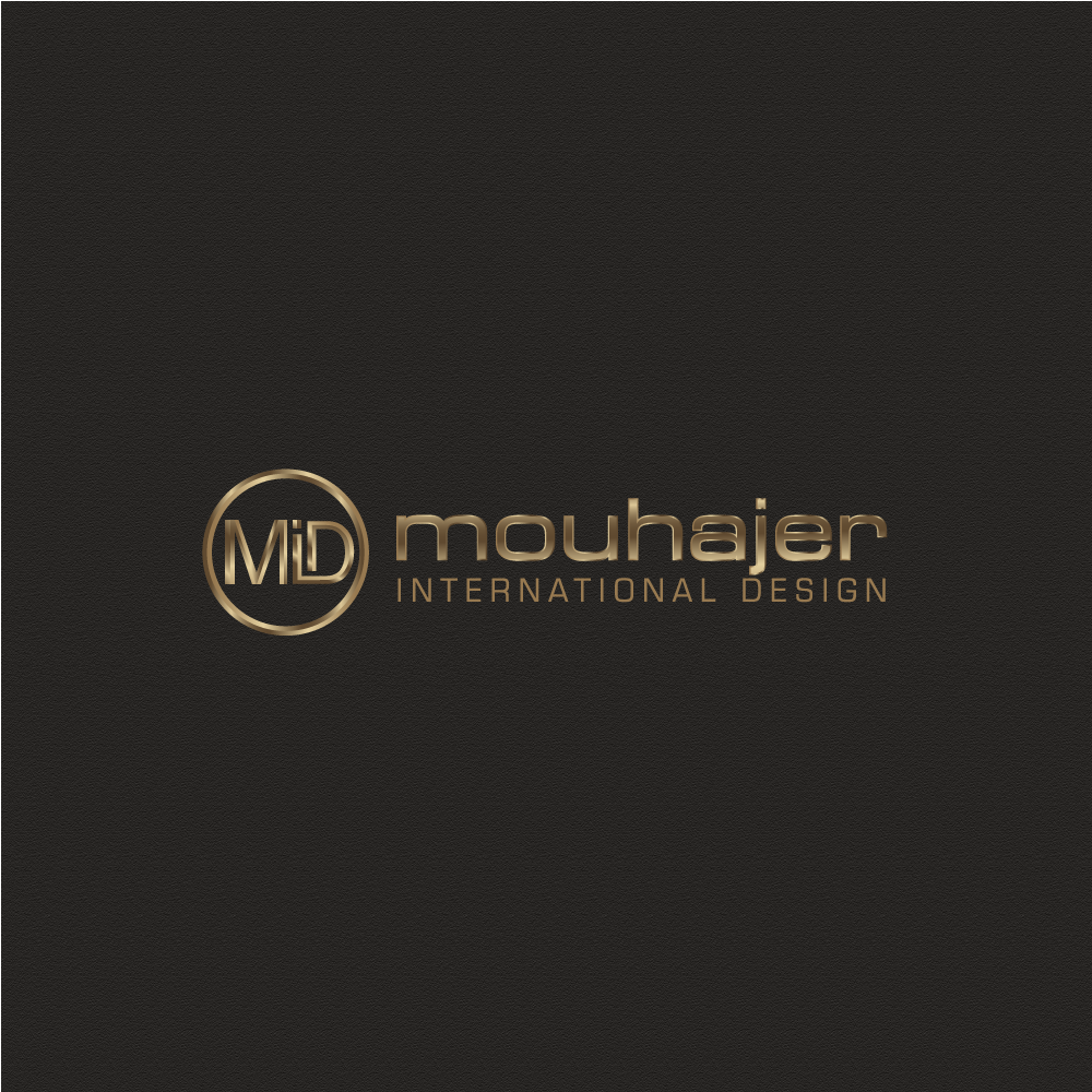Logo Design by rockin - Entry No. 13 in the Logo Design Contest Unique Logo Design Wanted for Mouhajer International Design.