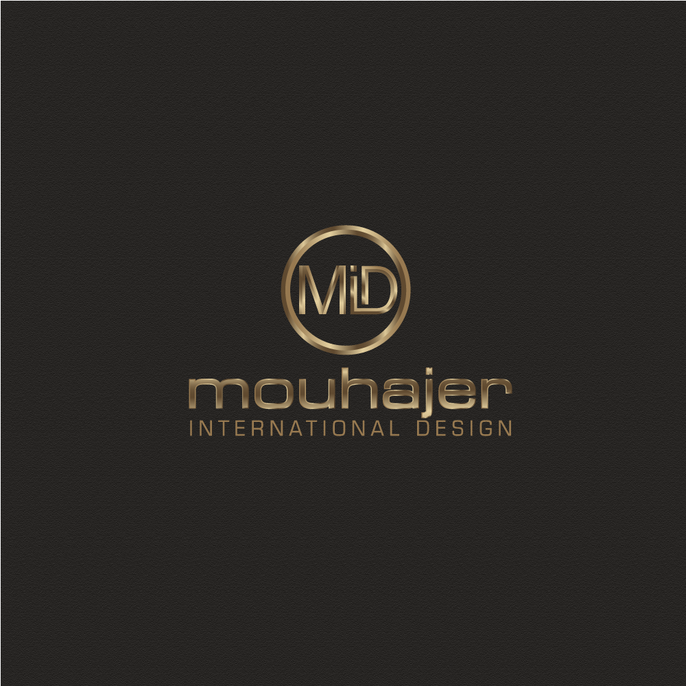 Logo Design by rockin - Entry No. 14 in the Logo Design Contest Unique Logo Design Wanted for Mouhajer International Design.