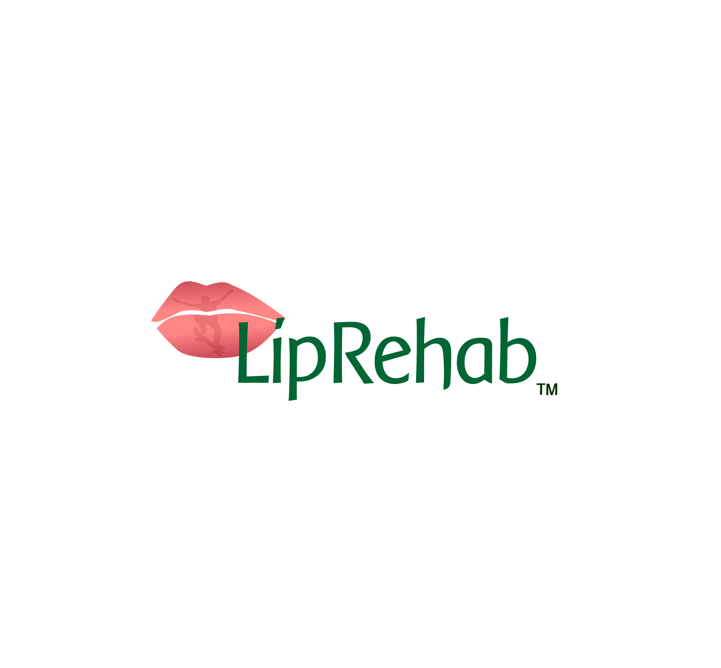 Logo Design by Nancy Grant - Entry No. 90 in the Logo Design Contest Creative Logo Design for Lip Rehab.