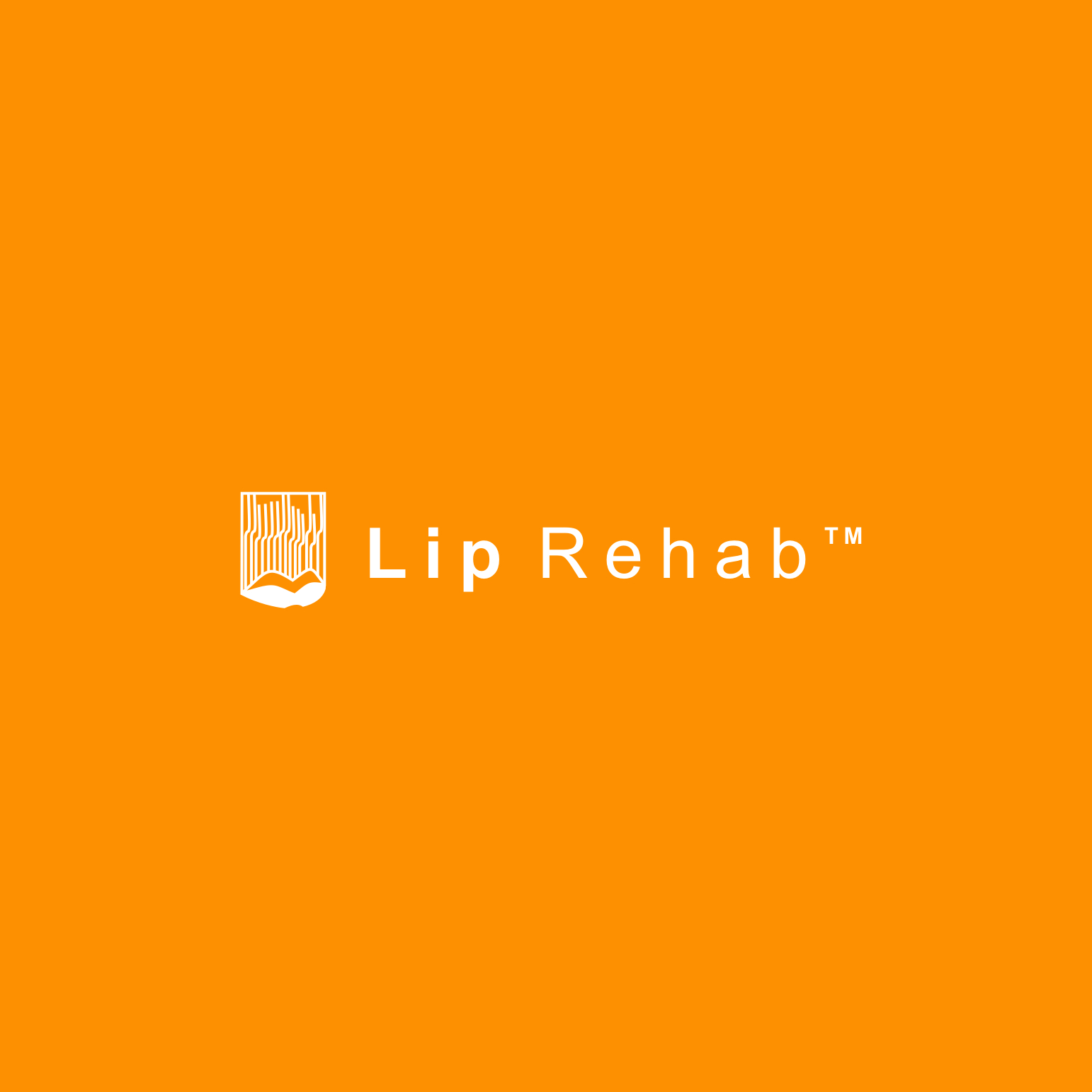 Logo Design by Think - Entry No. 92 in the Logo Design Contest Creative Logo Design for Lip Rehab.