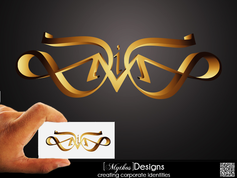 Logo Design by Mythos Designs - Entry No. 15 in the Logo Design Contest Unique Logo Design Wanted for Mouhajer International Design.